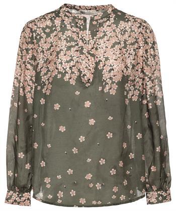 PBO blouse bloesem