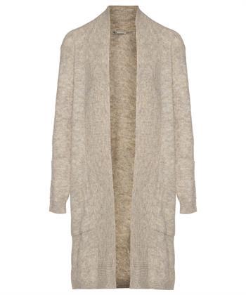 PBO vest woolblend