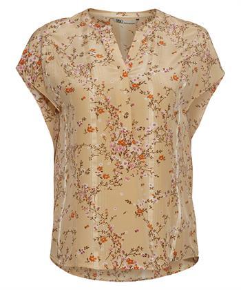 PBO zijden blouse Dust bloemenprint