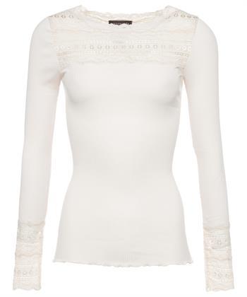 Rosemunde shirt met kant