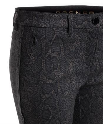 Rosner Alisa snakeprint broek