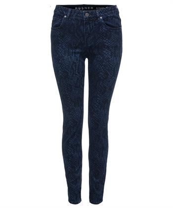 Rosner Antonia jeans snakeprint