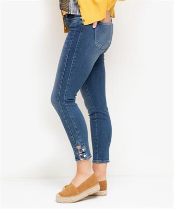 Rosner jeans Antonia mid-waist skinny