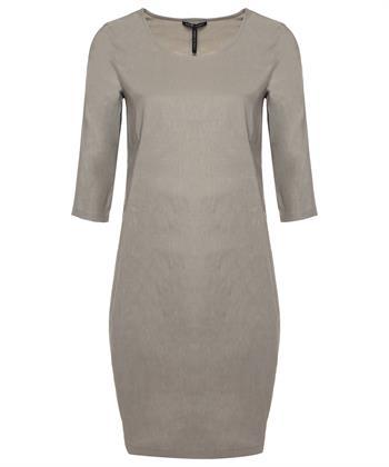 Sarah Pacini jurk linnenmix
