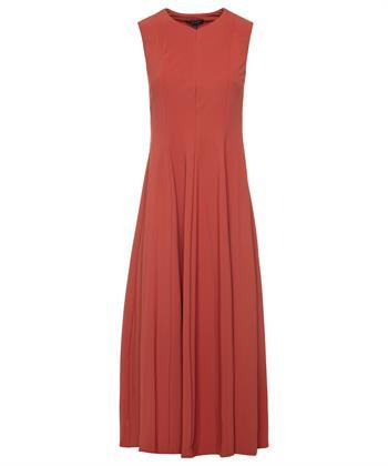 Sarah Pacini jurk mouwloos maxi