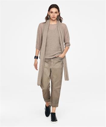 Sarah Pacini langere wollen trui