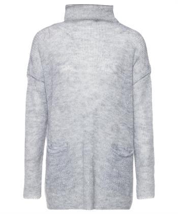 Sarah Pacini langervallende trui