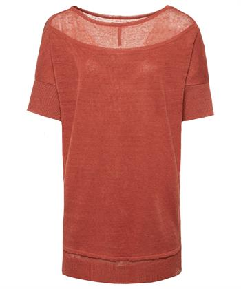 Sarah Pacini linnen shirt/truitje