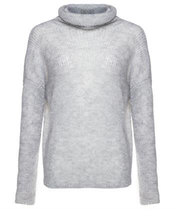Sarah Pacini losvallende trui met col