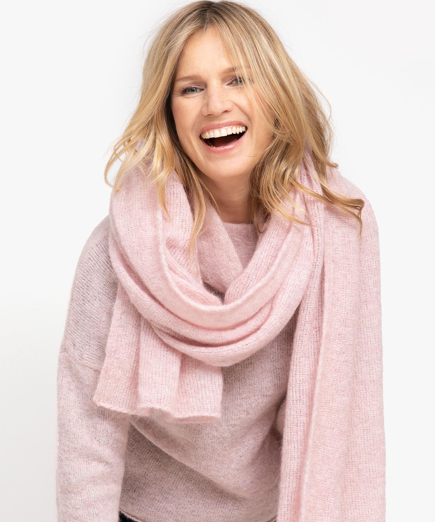 Sarah Pacini shawl