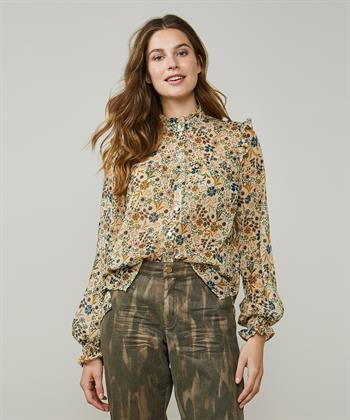 Summum blouse bloemen