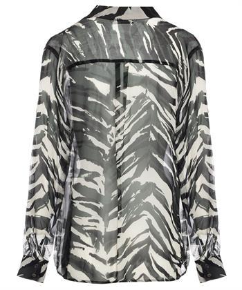 Summum blouse dierprint