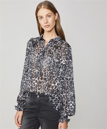 Summum blouse grafische print