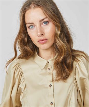 Summum blouse met plooien