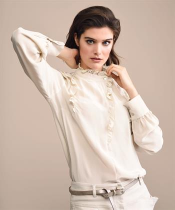 Summum blouse met volants