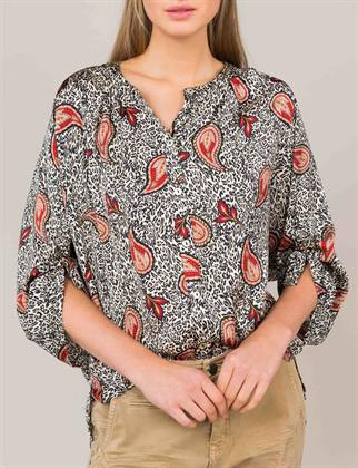 Summum blouse paisley print
