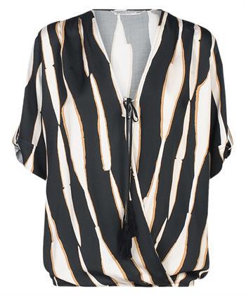 Summum blouse safariprint