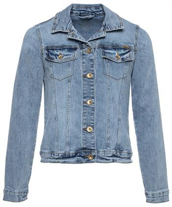 Summum getailleerd jeansjasje