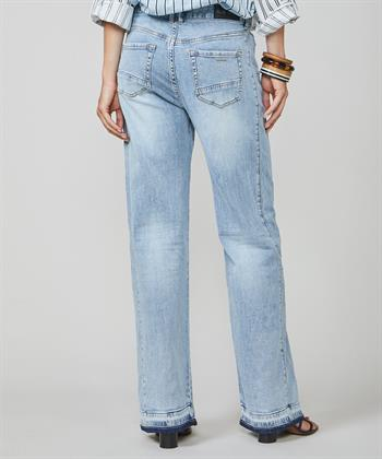 Summum jeans met wijde pijpen