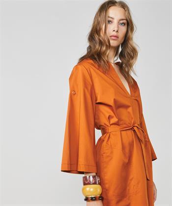 Summum jurk met V-hals