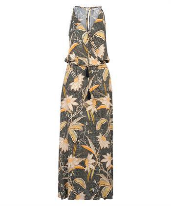 Summum maxi jurk bloemenprint