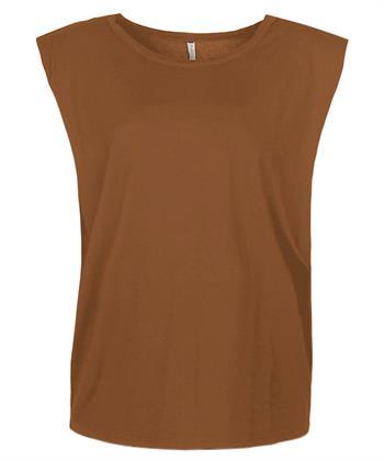 Summum mouwloos T-shirt