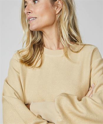 Summum sweater met pofmouwen