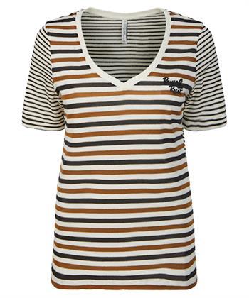 Summum T-shirt met V-hals