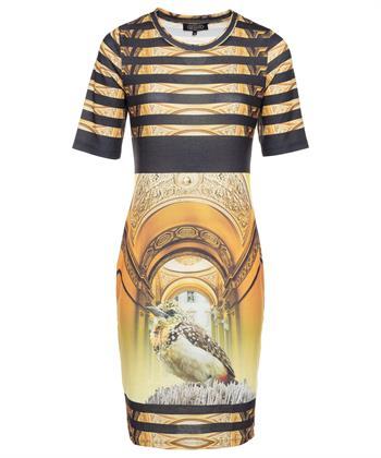 Torino jurk Dividere