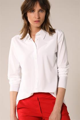 Trvl Drss blouse offwhite