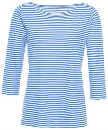 TRVL DRSS gestreept shirt