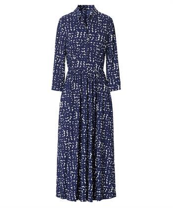 TRVL DRSS lange jurk dots
